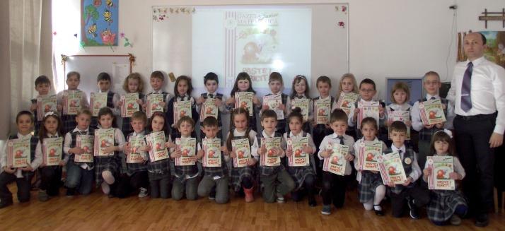 Clasa albinutelor - Gazeta Matematica Junior